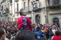 Domenica di Pasqua - statua di San pietro  - Caltagirone (2191 clic)