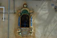Edicola votiva Ronco De Francisci bell'esempio di cura dei beni culturali .....!!!!! CALTAGIRONE GIU