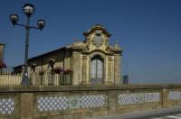 Palazzo Sant'Elia e ponte San Francesco  - Caltagirone (2194 clic)