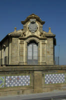 Palazzo Sant'Elia e ponte San Francesco  - Caltagirone (1434 clic)