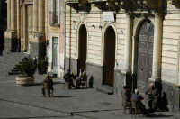 La piazza  - Biancavilla (3450 clic)