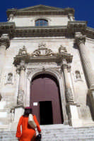 Chiesa Anime Sante del Purgatorio e un tocco di colore RAGUSA GIUSEPPE RANNO