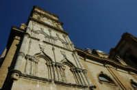 Particolare del campanile della Chiesa Madre  - Piazza armerina (1947 clic)