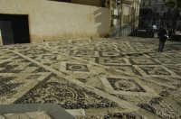Particolare pavimento Chiesa di S.Alfio   - Lentini (3851 clic)