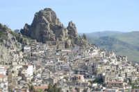 Panorama centro storico  - Gagliano castelferrato (4667 clic)