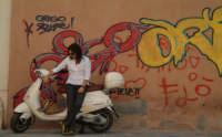 Murales e ragazza  - Siracusa (2254 clic)