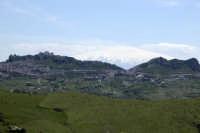 Panorama con sfondo dell'Etna  - Troina (4522 clic)