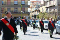 Domenica delle palme , processione dei Santoni  - Aidone (5563 clic)