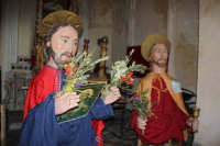 Domenica delle palme , processione dei Santoni  - Aidone (6124 clic)