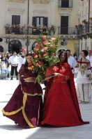 Corteo rievocazione storica dell'evento miracoloso di S.Lucia durante la carestia del 1646  - Siracusa (4482 clic)