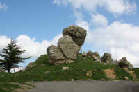 Resti del castello  - Aidone (5992 clic)