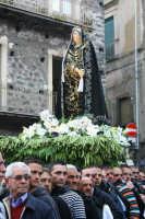 Processione del venerdi santo  - Bronte (7515 clic)