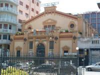Ex Teatro Kursaal Biondo a Piazza Politeama, oggi sala Bingo,stile liberty, Arch. Ernesto Basile.  - Palermo (25384 clic)