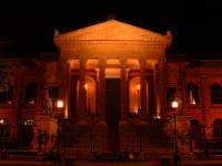 Teatro Massimo by night(Arch.G.B.Filippo Basile). PALERMO Paolo Naselli