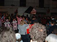 Palermo in A-29/05/2004:Esultanza a uno dei gol in Via Venezia PALERMO Paolo Naselli