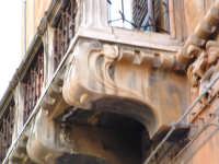 Palazo Dato, particolare delle mensole (Arch. V.Alagna) PALERMO Paolo Naselli