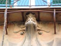 Palazo Dato, particolare(Arch. V.Alagna) PALERMO Paolo Naselli