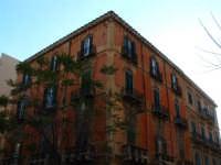 Palazo Dato, veduta di scorcio(Arch. V.Alagna) PALERMO Paolo Naselli