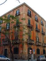 Palazo Dato, veduta d'angolo(Arch. V.Alagna) PALERMO Paolo Naselli