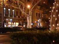 Natale 2003:luci in Via Libertà(1). PALERMO Paolo Naselli