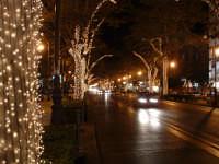 Natale 2003:luci in Via Libertà (4). PALERMO Paolo Naselli