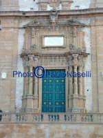 Cattedrale:il portale principale.  - Piazza armerina (1385 clic)