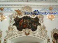 Cattedrale:sopraporta decorato.  - Piazza armerina (1570 clic)
