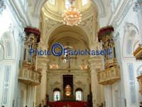 Cattedrale:vista interna.  - Piazza armerina (1502 clic)