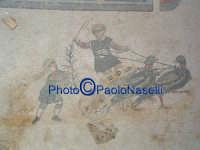 Villa Romana del Casale: mosaico con scene ludiche.  - Piazza armerina (2320 clic)
