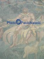 Villa Romana del Casale: mosaico.  - Piazza armerina (1924 clic)
