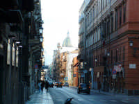 Via Maqueda:sguardo pomeridiano. PALERMO Paolo Naselli