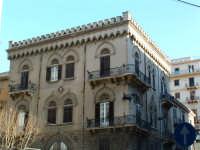 Edificio in Via Gaetano Daita, veduta d'insieme. PALERMO Paolo Naselli