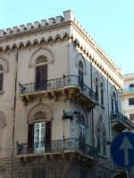 Edificio in Via Gaetano Daita,scorcio. PALERMO Paolo Naselli
