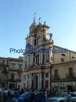 Chiesa di S.Sebastiano.  - Caltanissetta (1996 clic)