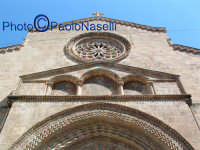 La Chiesa di S. Francesco di Paola, sita nella omonima piazza, prospetto principale.  PALERMO Paolo