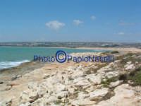 Il litorale nei pressi dell'antica Fornace Penna.   - Sampieri (1627 clic)