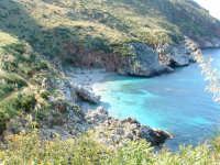 La prima caletta dal lato Castellammare del Golfo, panorama  - Riserva dello zingaro (9251 clic)