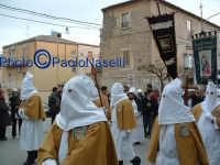 Venerdì Santo 2009: l'inizio della Via Crucis con le varie Confraternite.  - Villarosa (3389 clic)