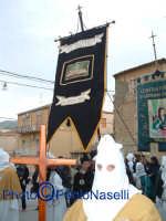 Venerdì Santo 2009: l'inizio della Via Crucis con le varie Confraternite-2.  - Villarosa (3438 clic)