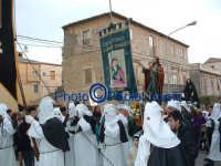 Venerdì Santo 2009: l'inizio della Via Crucis con le varie Confraternite-3.  - Villarosa (3581 clic)