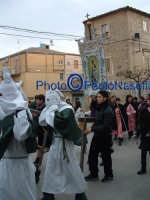 Venerdì Santo 2009: l'inizio della Via Crucis con le varie Confraternite-4.  - Villarosa (3443 clic)