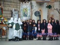 Venerdì Santo 2009: Piazza Vittorio Emanuele, la Via Crucis con le varie Confraternite-2.  - Villarosa (4382 clic)
