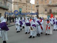 Venerdì Santo 2009: Piazza Vittorio Emanuele,le Confraternita lungo la Via Crucis.  - Villarosa (4132 clic)