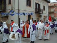 Venerdì Santo 2009: la Via Crucis lungo le strade del centro storico.  - Villarosa (3919 clic)