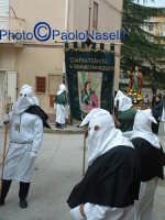 Venerdì Santo 2009: l'Acchianata al Calvario della Confraternita di S.Giovanni Evangelista per la Via Crucis.  - Villarosa (4400 clic)