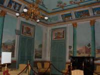 Castello di Donnafugata, gli sfarzosi interni di una delle stanze.  - Donnafugata (8807 clic)