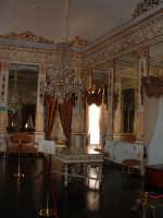 Castello di Donnafugata, la sfarzosa stanza degli specchi.  - Donnafugata (4136 clic)