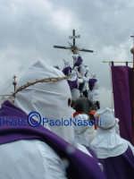 Venerdì Santo 2009: la crocifissione di Cristo-3.  - Villarosa (3925 clic)