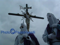 Venerdì Santo 2009: il cielo si oscura dopo la crocifissione di Cristo-3.  - Villarosa (3814 clic)
