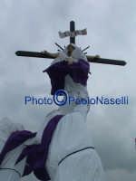 Venerdì Santo 2009: il cielo si oscura dopo la crocifissione di Cristo-4.  - Villarosa (3944 clic)